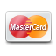 Credit card, mastercard Gainsboro icon