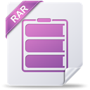 Rar Lavender icon