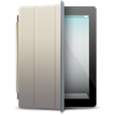Cover, ipad, Beige Icon