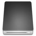 Cd, drive DarkSlateGray icon