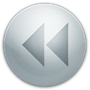 Backward DarkGray icon