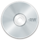 Cd, Rw LightGray icon