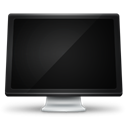 monitor, screen, Computer Black icon