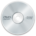 Rw, Dvd LightGray icon