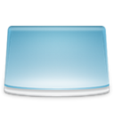 Folder, generic SkyBlue icon