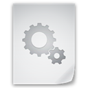 settings, File WhiteSmoke icon