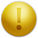 warning DarkGoldenrod icon