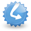 Linkuj CornflowerBlue icon
