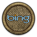 Bing DarkOliveGreen icon