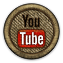 youtube DarkOliveGreen icon