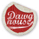Dawghouse, studio, Design Brown icon