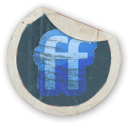 Friendfeed DarkSlateGray icon