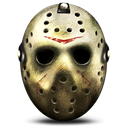 jason, Mask, horror, halloween Black icon