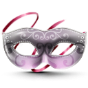 secret, Mask DarkGray icon