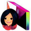 Ag, nocchi, Folder Black icon