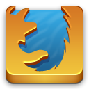 Firefox Goldenrod icon