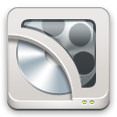 Handbrake Gainsboro icon