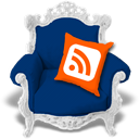 Ble, Rss MidnightBlue icon