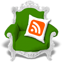 green, Rss ForestGreen icon