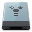 Graphite, B, Firewire DarkGray icon