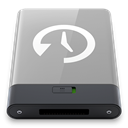 machine, grey, time, w Icon