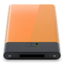 Orange SandyBrown icon