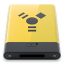 yellow, Firewire Khaki icon