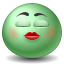 kiss DarkSeaGreen icon