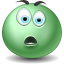 surprised SeaGreen icon