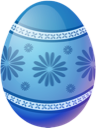 egg, easter, Blue CornflowerBlue icon