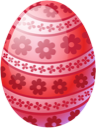 easter, egg, red Crimson icon