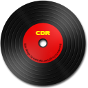 Cdr DarkSlateGray icon