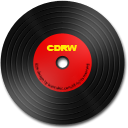 Cdrw DarkSlateGray icon