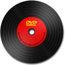 vedio, Dvd DarkSlateGray icon