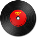Dvd+r DarkSlateGray icon