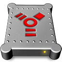 Hd DarkGray icon