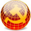 network Orange icon