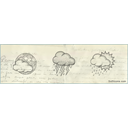 Cloud, weather, preview Icon