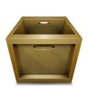 crate DarkOliveGreen icon
