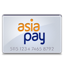 Asia, pay Gainsboro icon