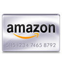 payments, Amazon Black icon