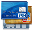 credit, Cards MidnightBlue icon