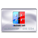 electronic, Cash Black icon