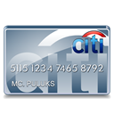 Citibank DarkGray icon
