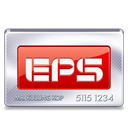 Eps Black icon