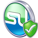 Check, Stumbleupon Black icon