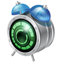 time, timemanagement, Clock, time machine Black icon