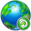 Reload, world ForestGreen icon