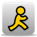 Aol DarkGray icon