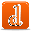 Daddydesign OrangeRed icon